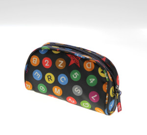 Domed Cosmetic Case
