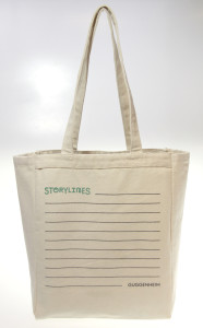 Stock Canvas Totes