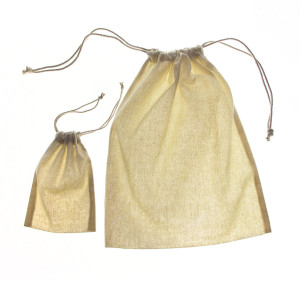 Cotton Draw String Bags