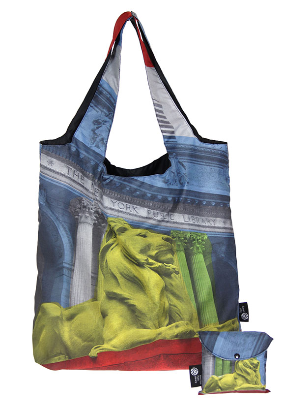 folding full color bags