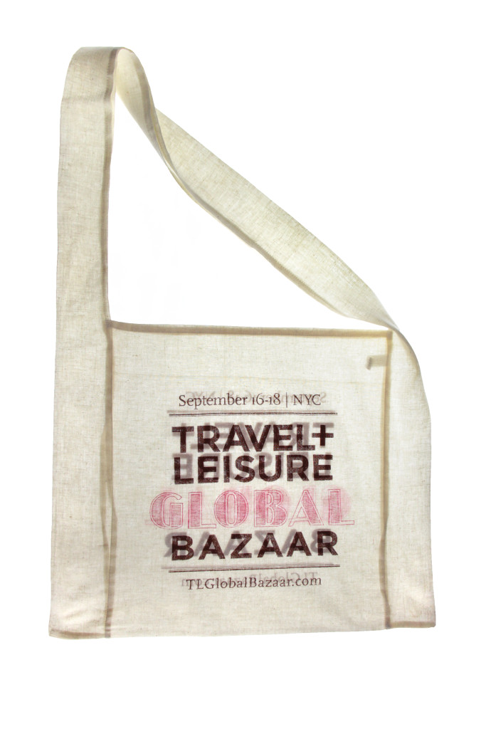 Gauze Shoulder Bag