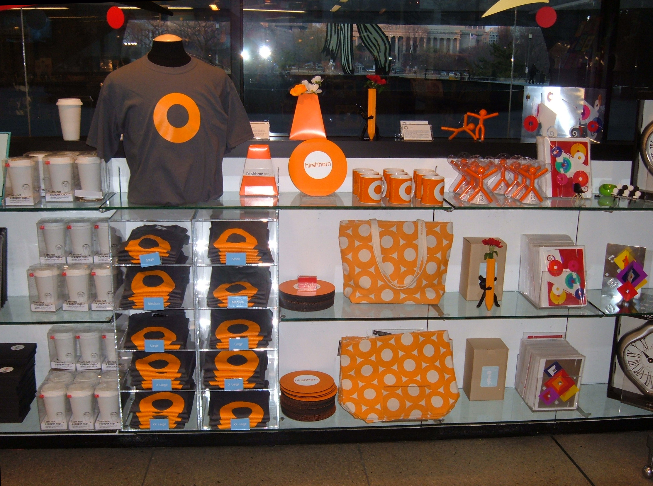 Hirshhorn retail products