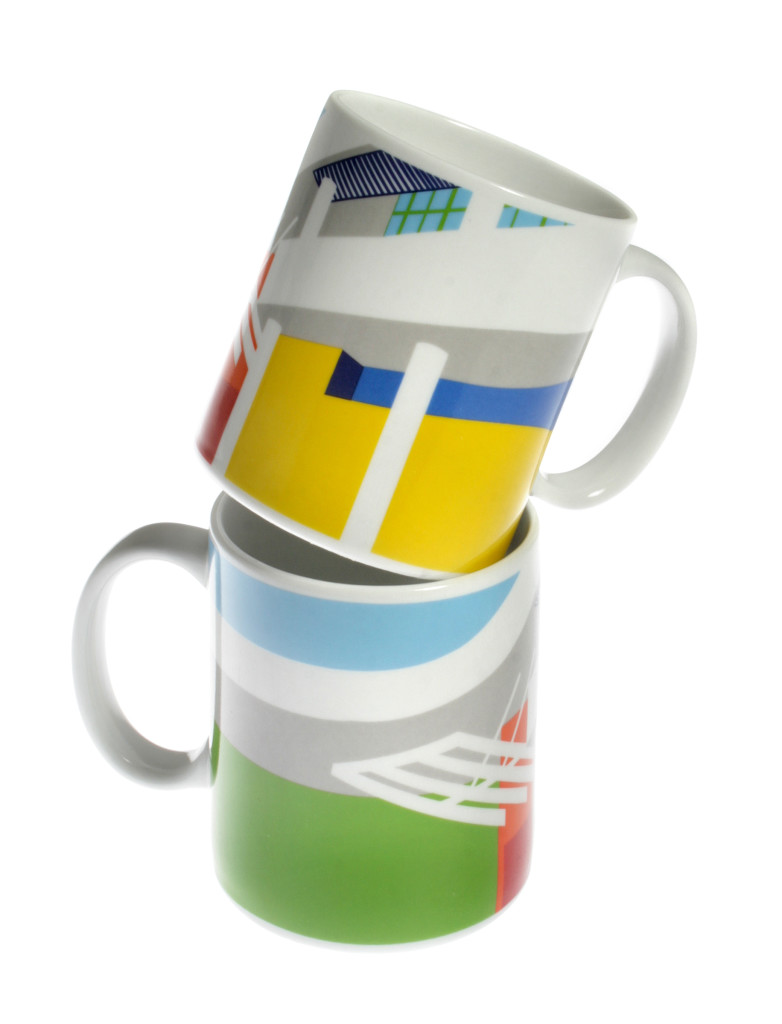 custom ceramic mugs with wrapped graphic