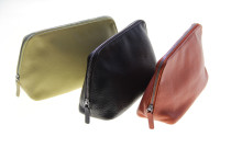 Leather Cosmetic Cases