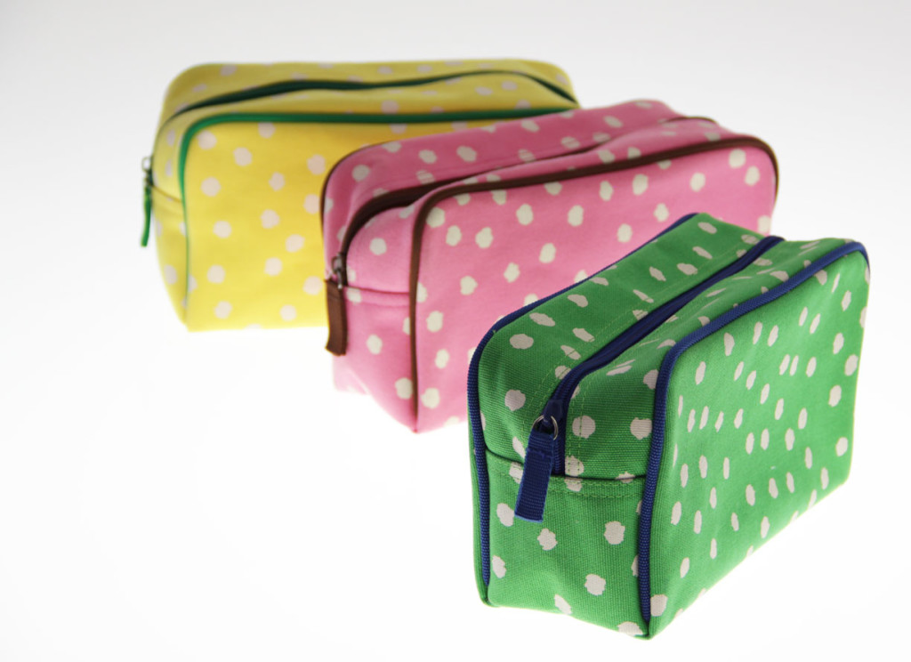 Custom Printed Cosmetic Bags