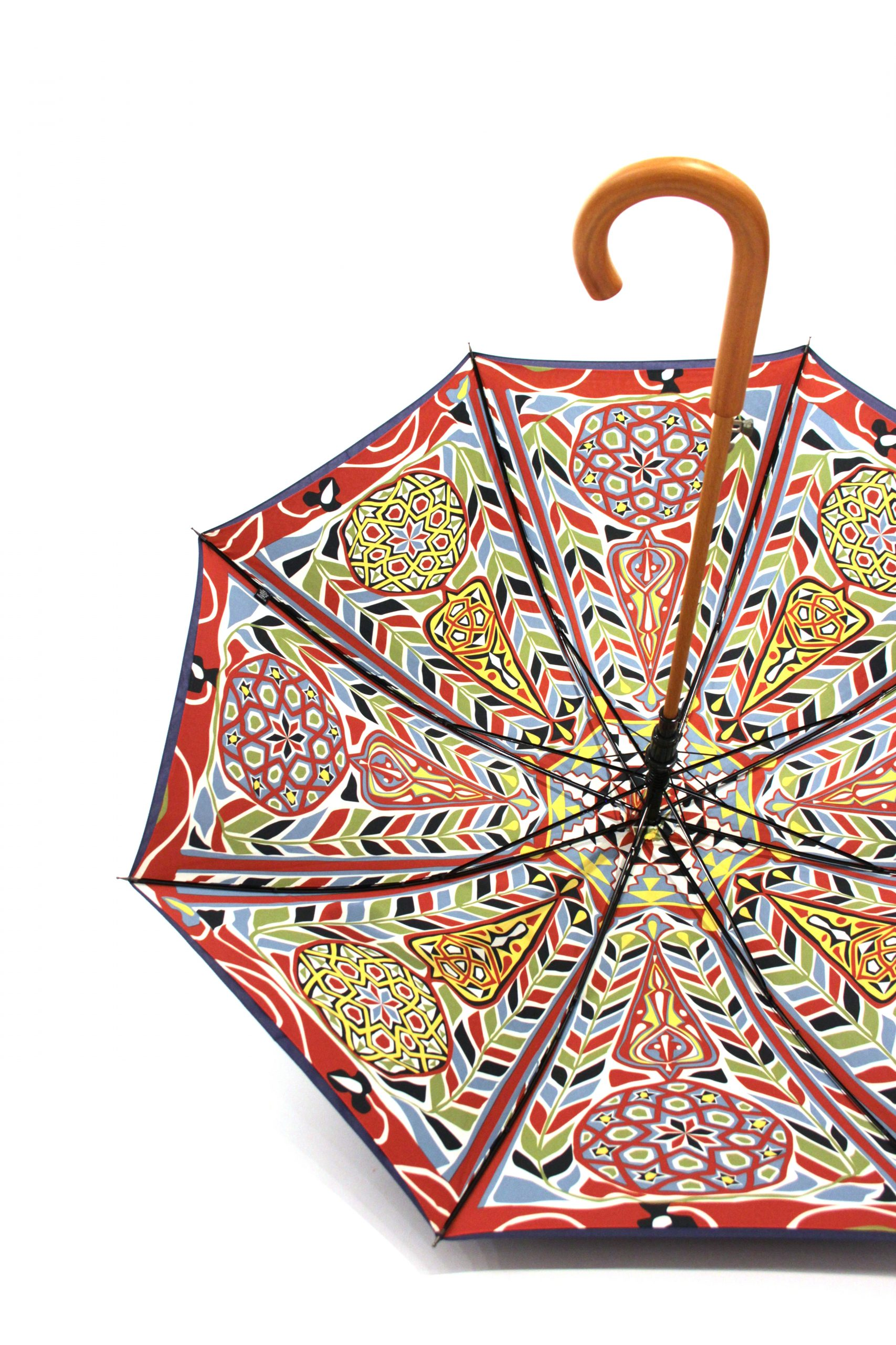 Pattern Print Interior Umbrellas
