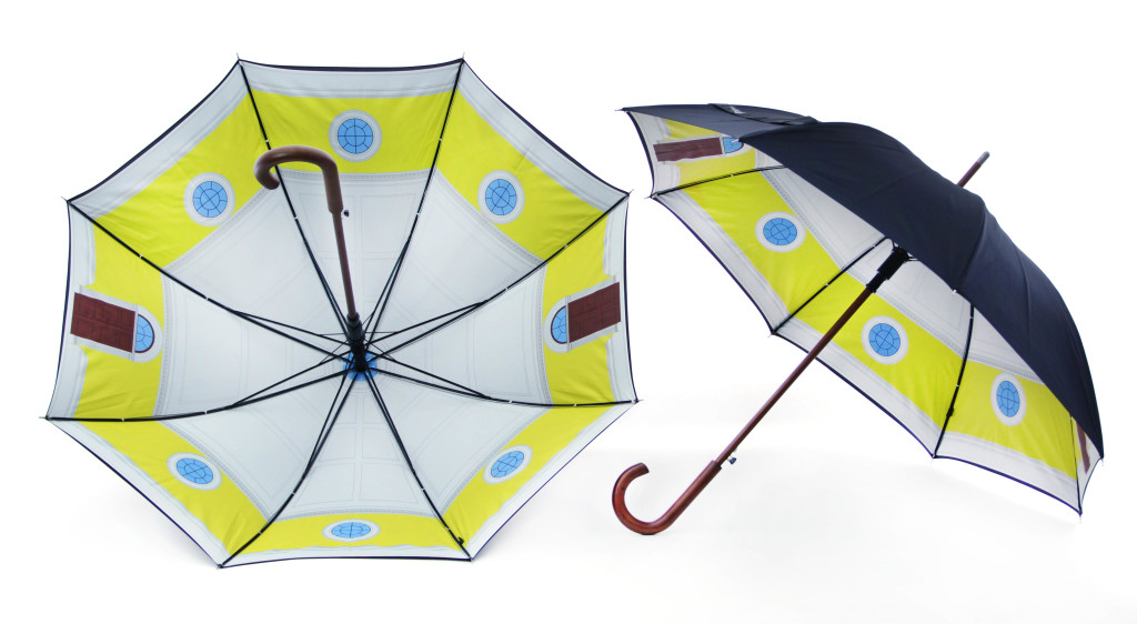 Graphic Interior Layer Umbrellas