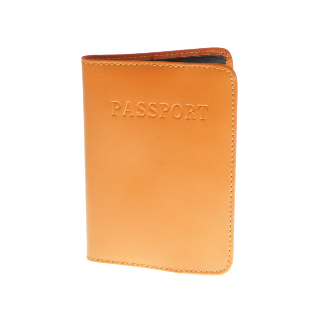 custom passport covers leather