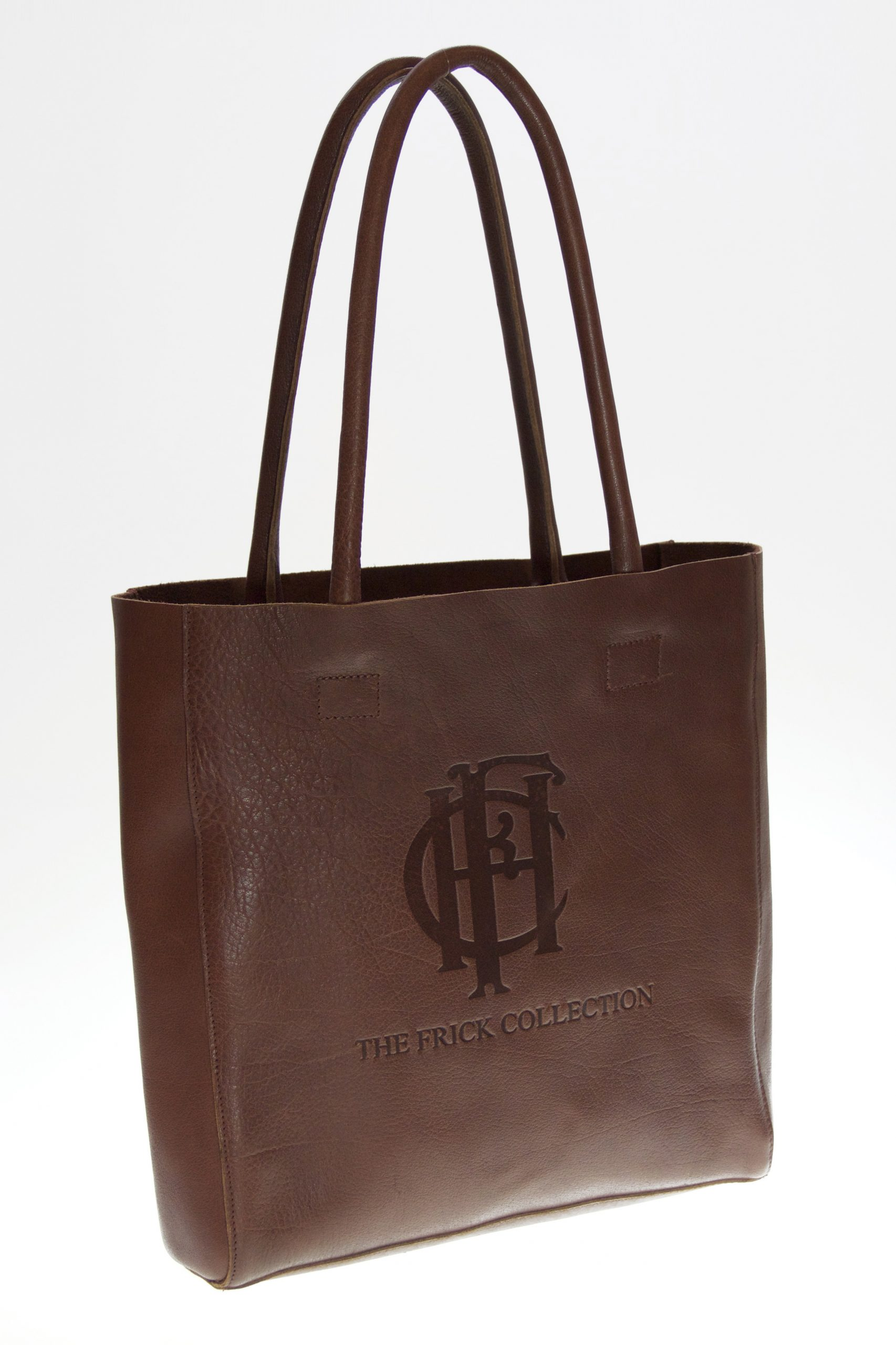 Custom Leather Totes