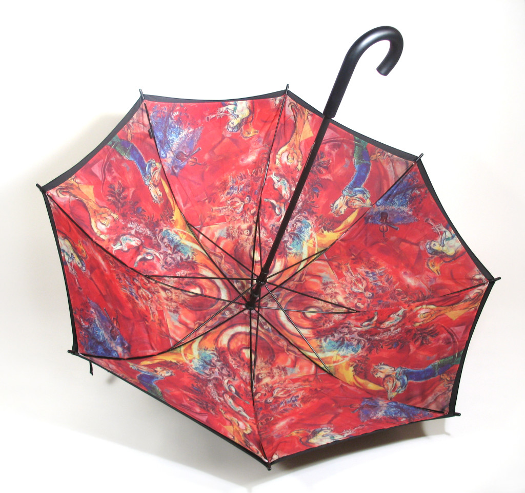Art Print Interior Umbrellas