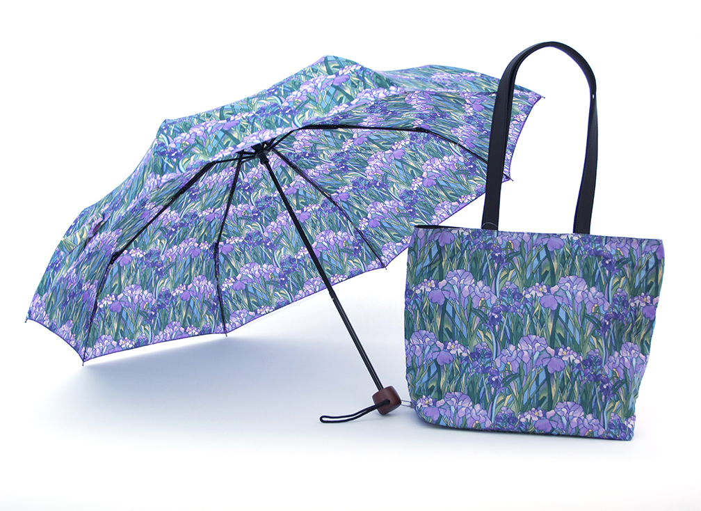 umbrella and bag set