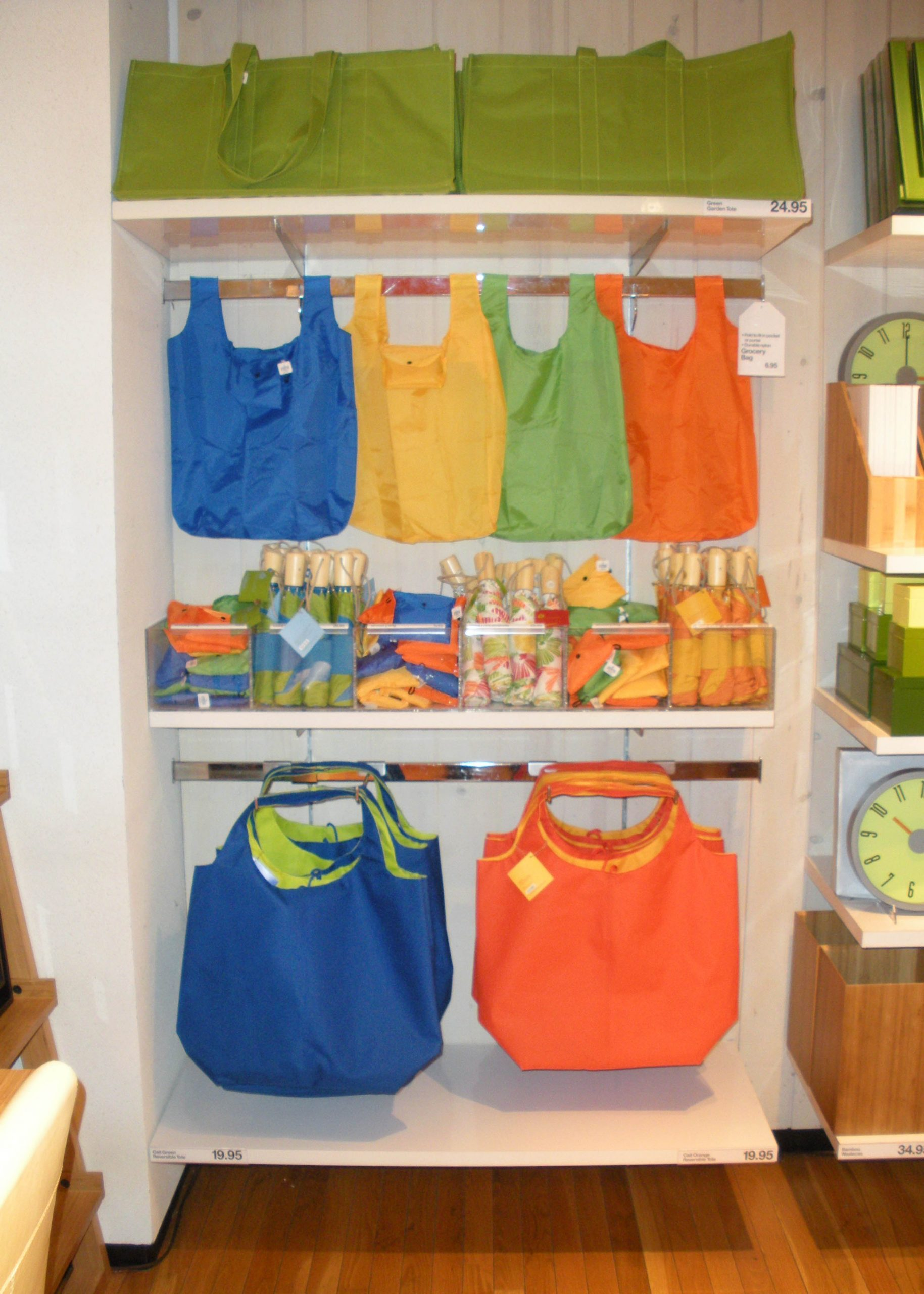 Crate & Barrel Bags