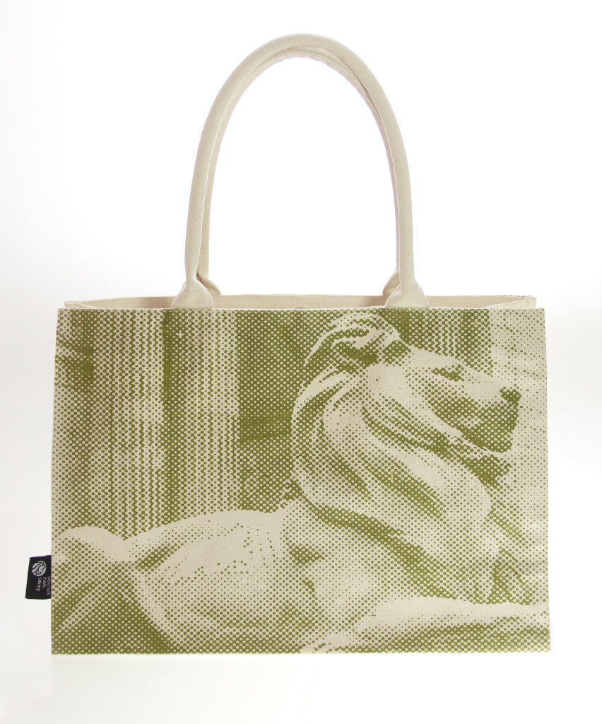 All Over Print Canvas Totes
