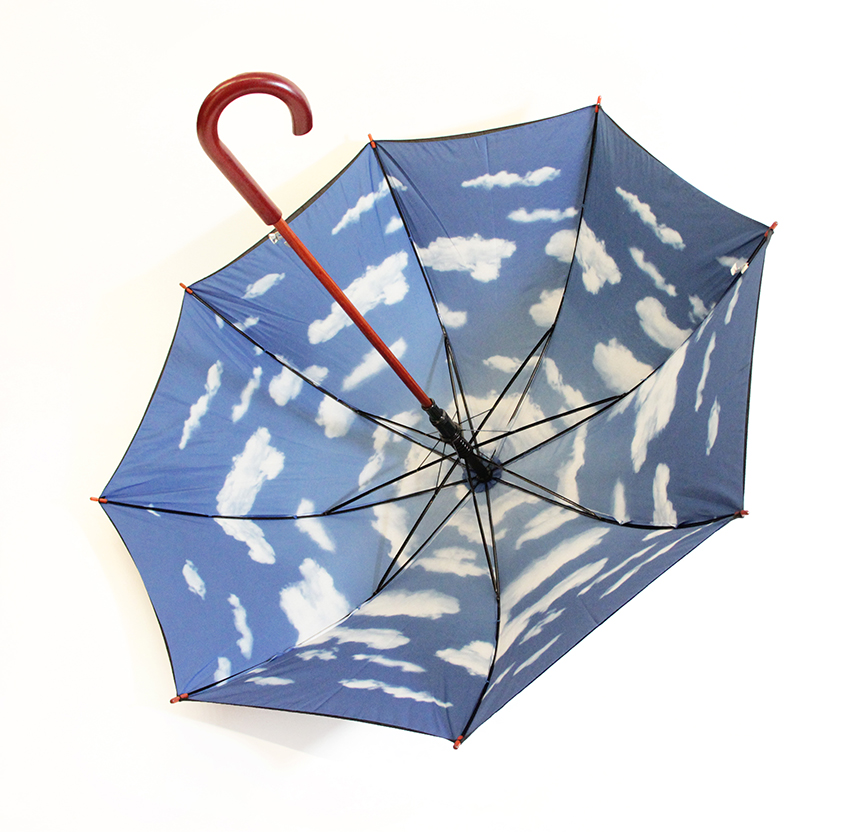 Custom Cloud Umbrellas