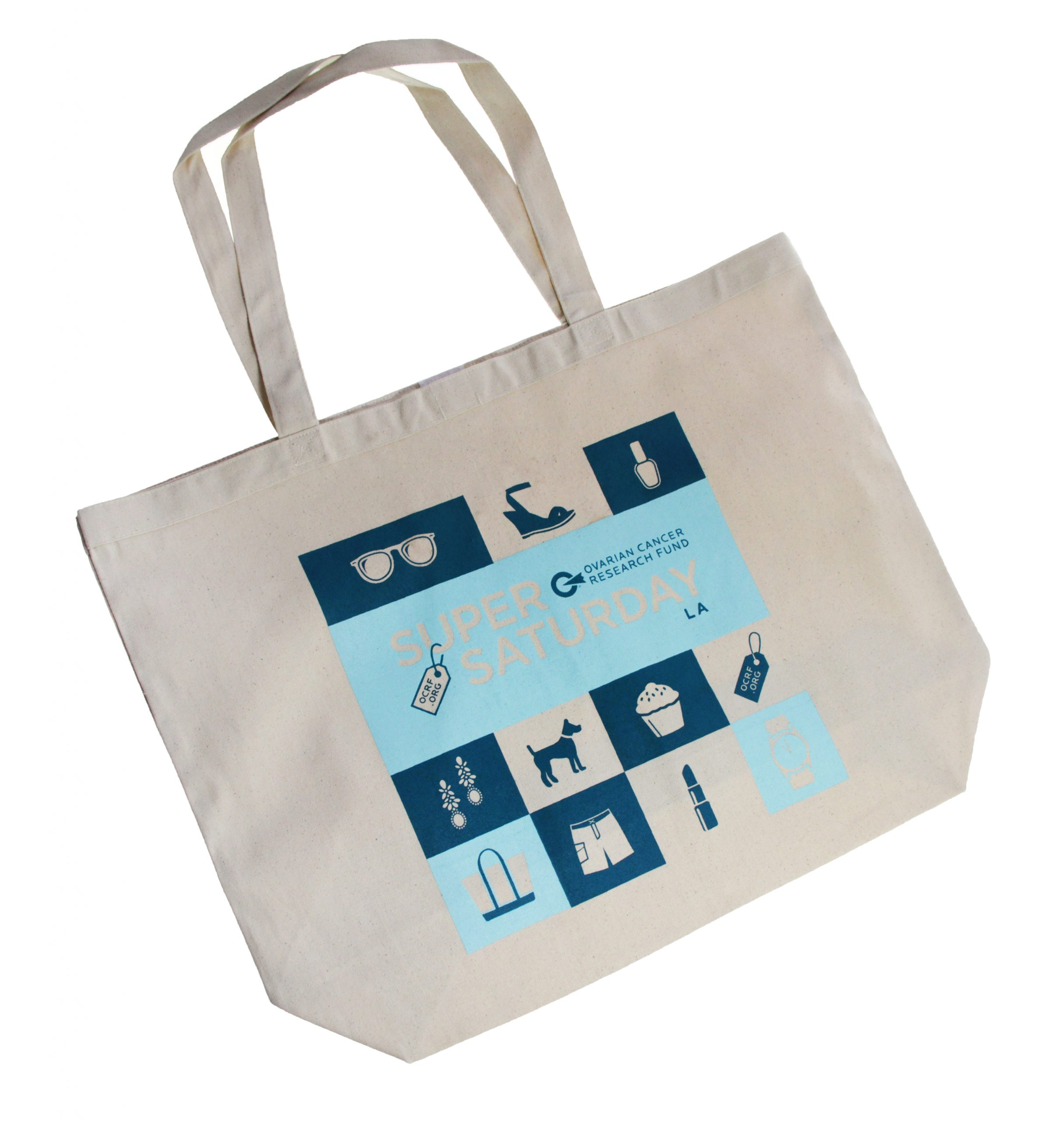 Oversize Canvas Totes