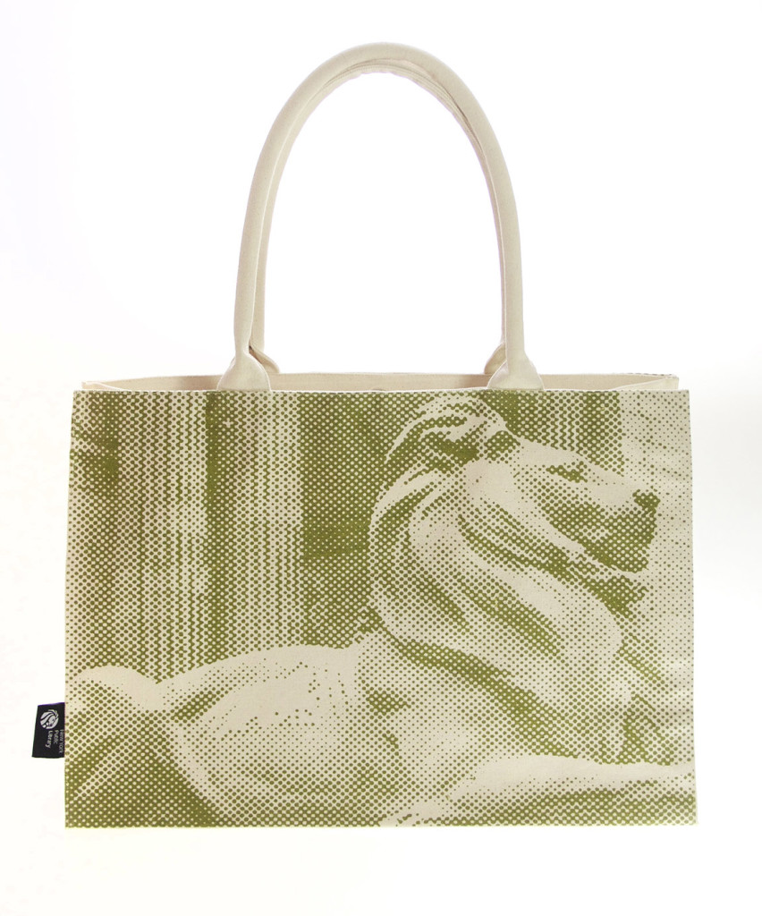 custom printed canvsa tote