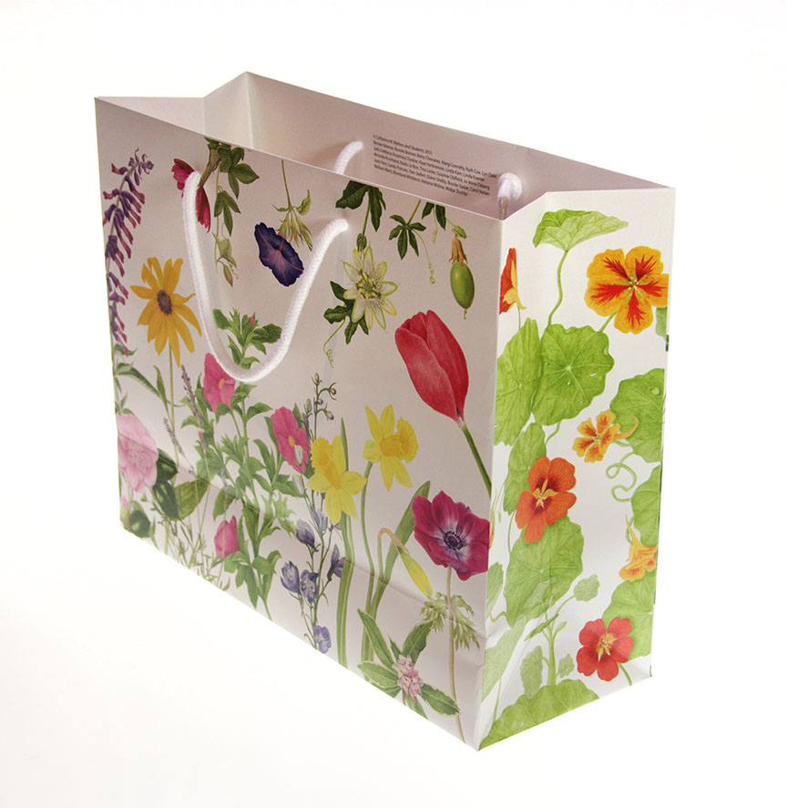 4 Color Process Shopping Bags - Made to order