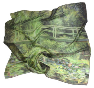 Digital Printing for Silk Scarves