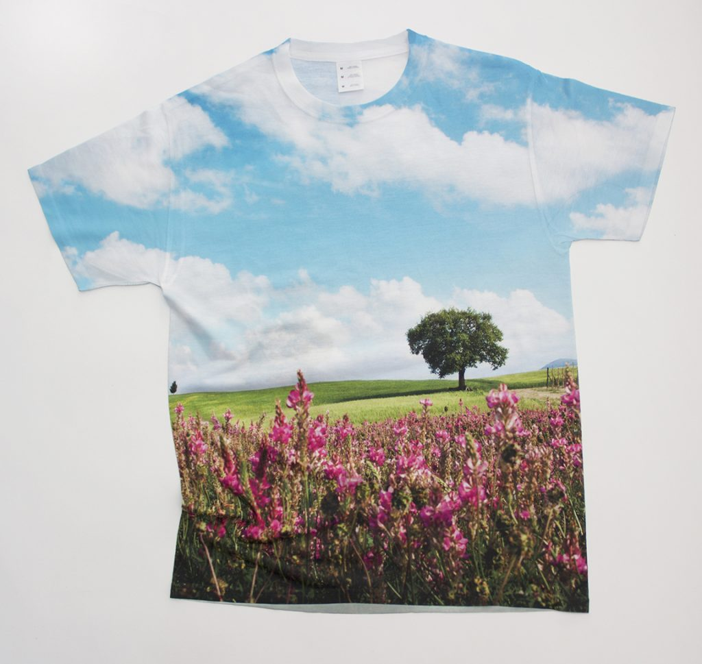 All Over Printed T-Shirts