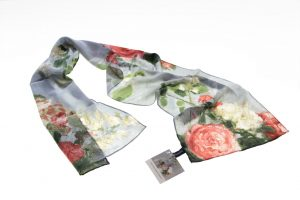 Custom Oblong Scarves