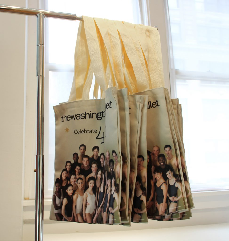 full color totes All Over Print