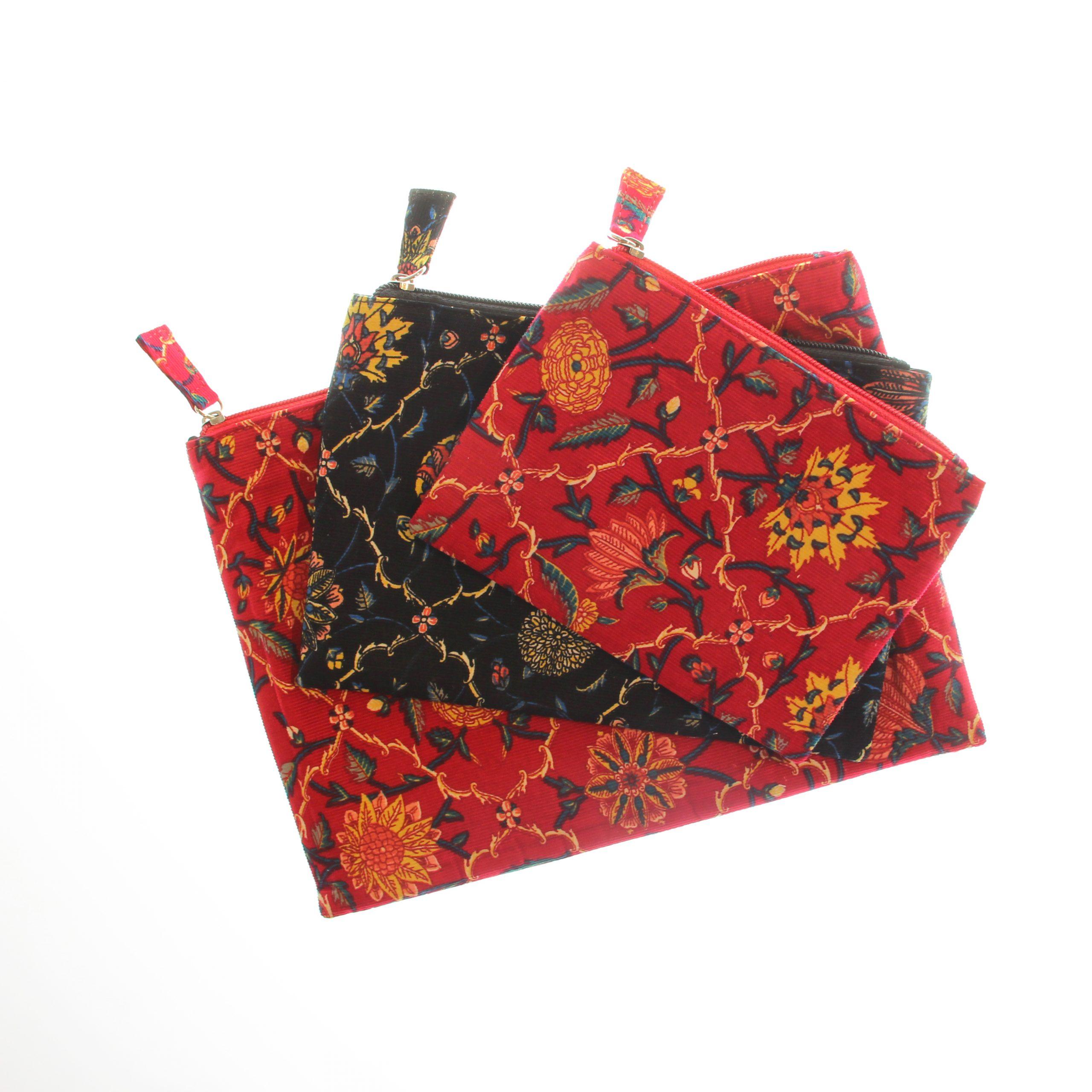 Custom material bags