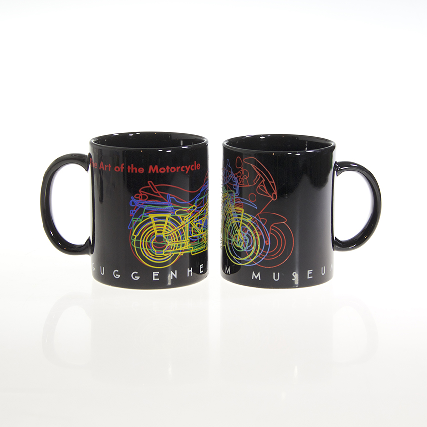 Large Logo Mugs
