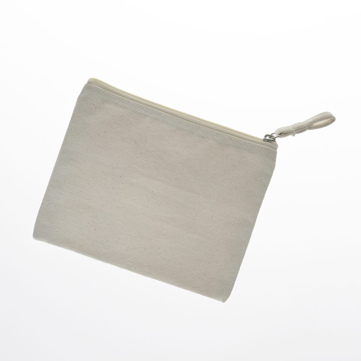 Cotton Canvas Pouch
