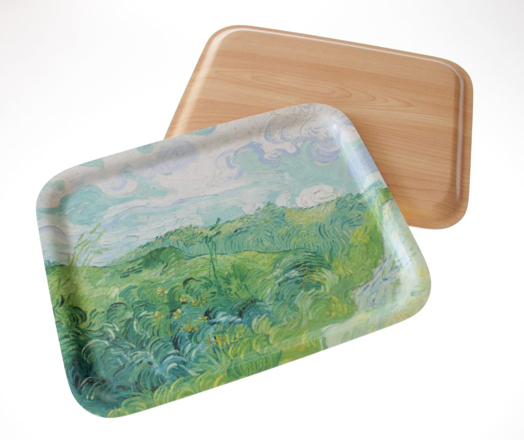 Custom Melamine Tray