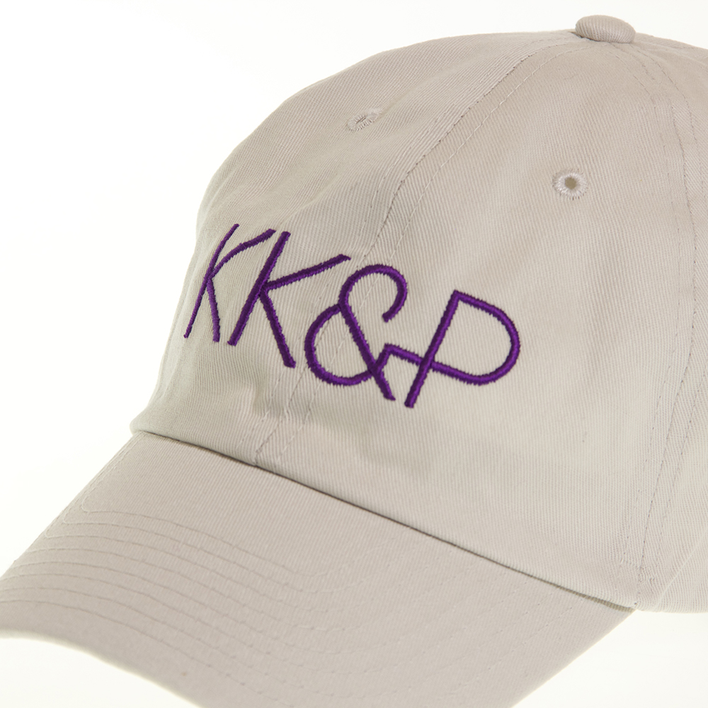Cap embroidery detail