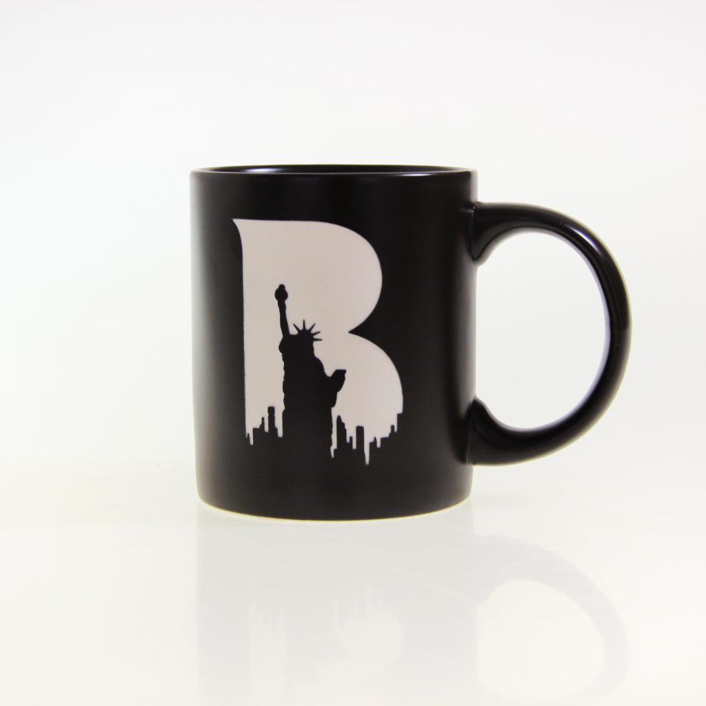 Custom Etched Mug