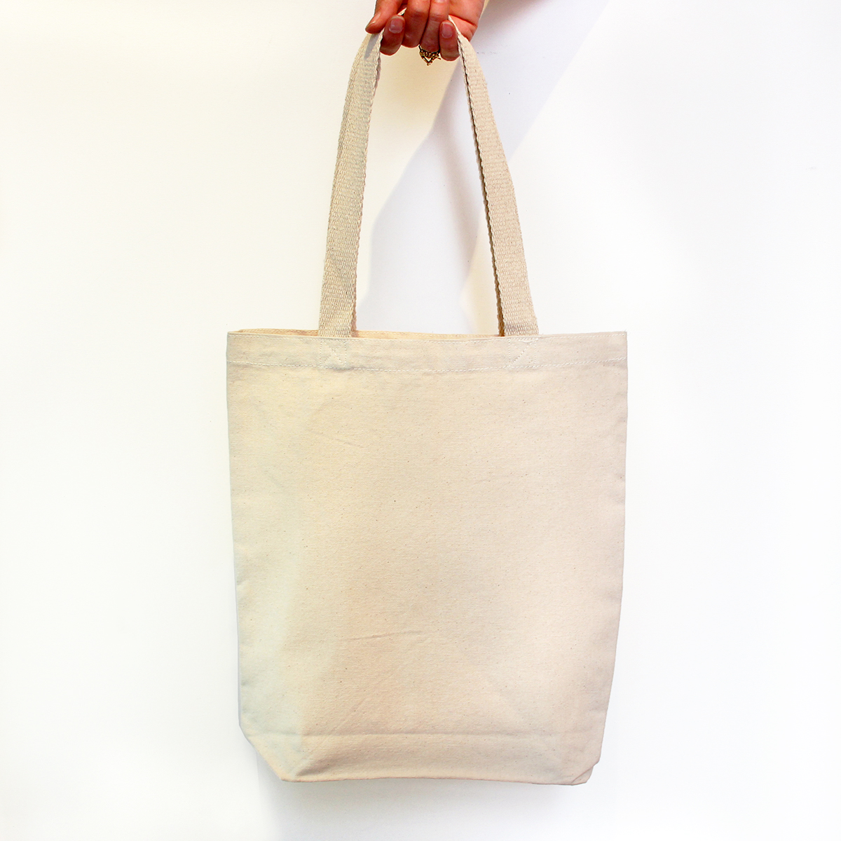Perfect Canvas Tote