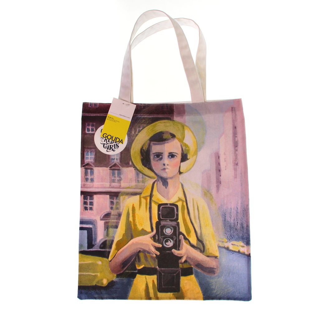 Digital Print Canvas Totes