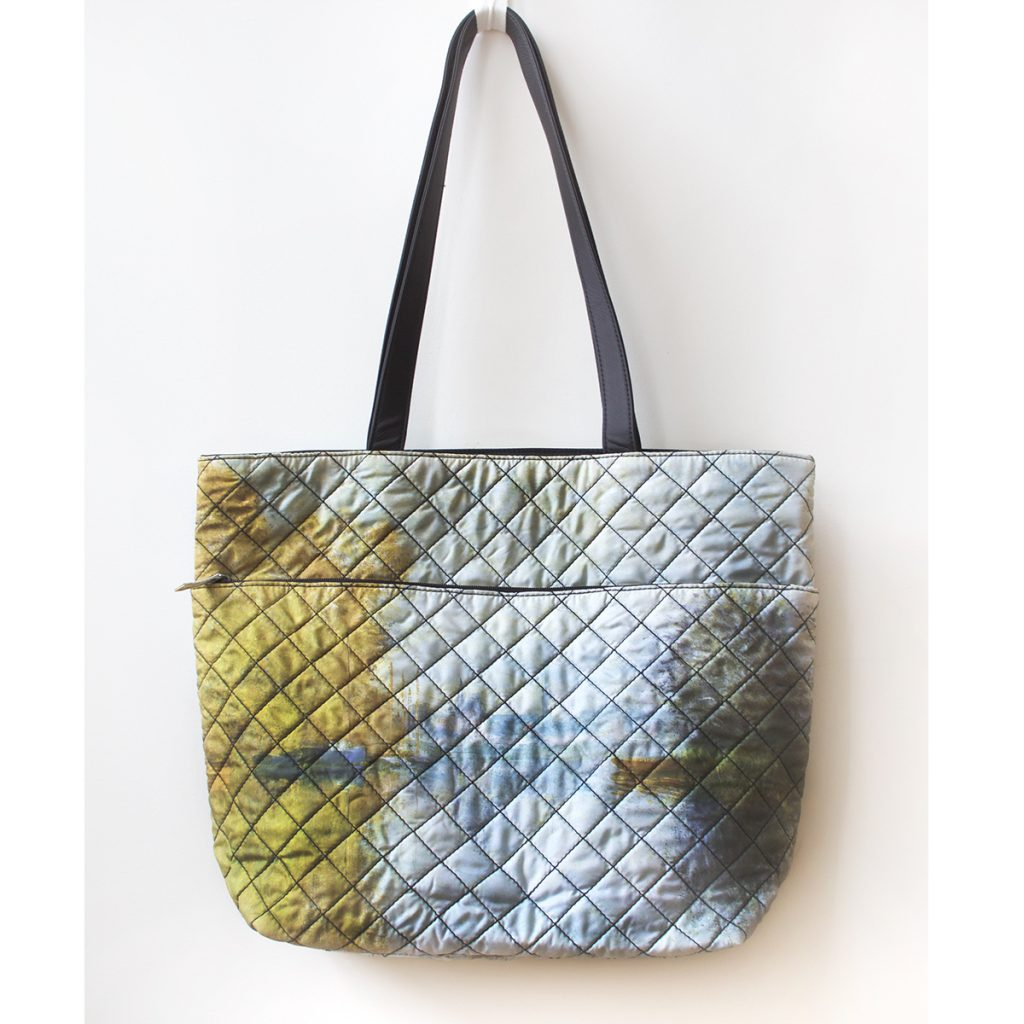 Custom Quilted Tote Bags
