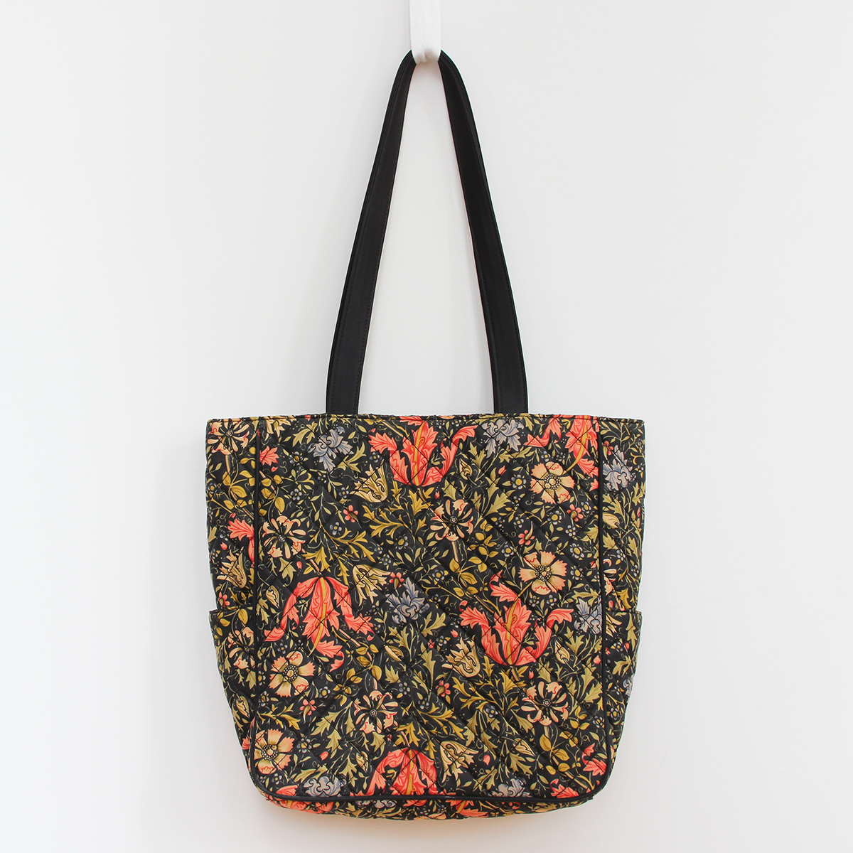Custom Quilted Tote Bags with print