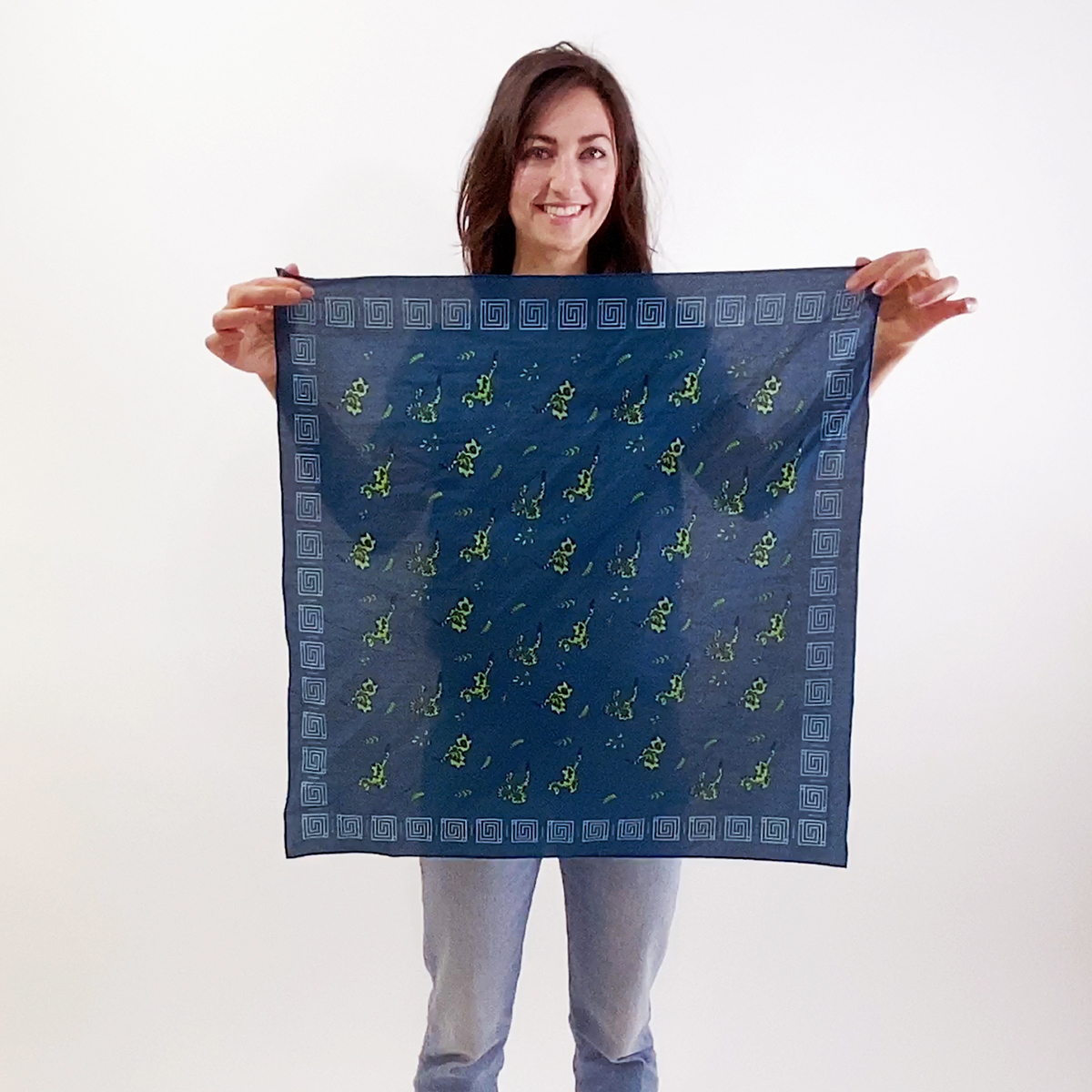 Digital Printing Cotton Bandana