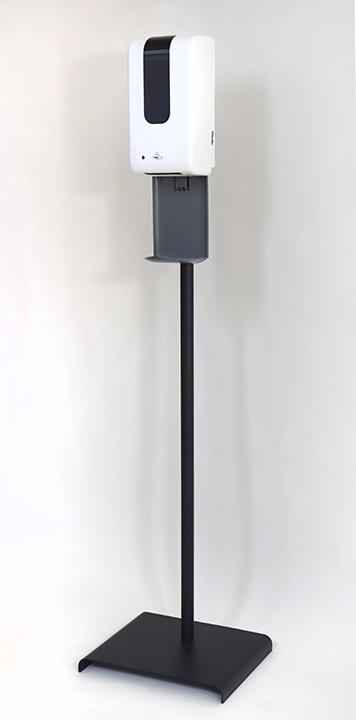 Floor Model Sanitizer Dispenser