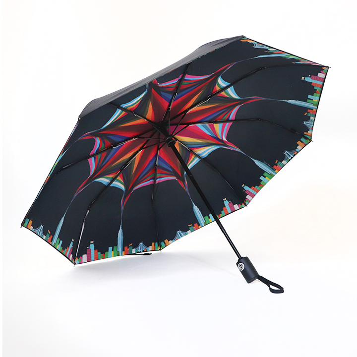 Full Color Compact Umbrella