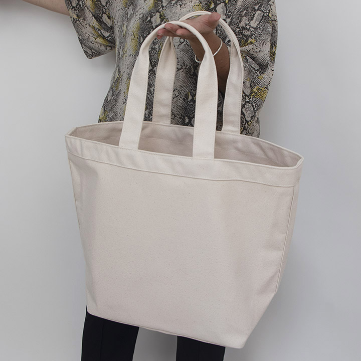 Heavy Weight Custom Natural Canvas Totes