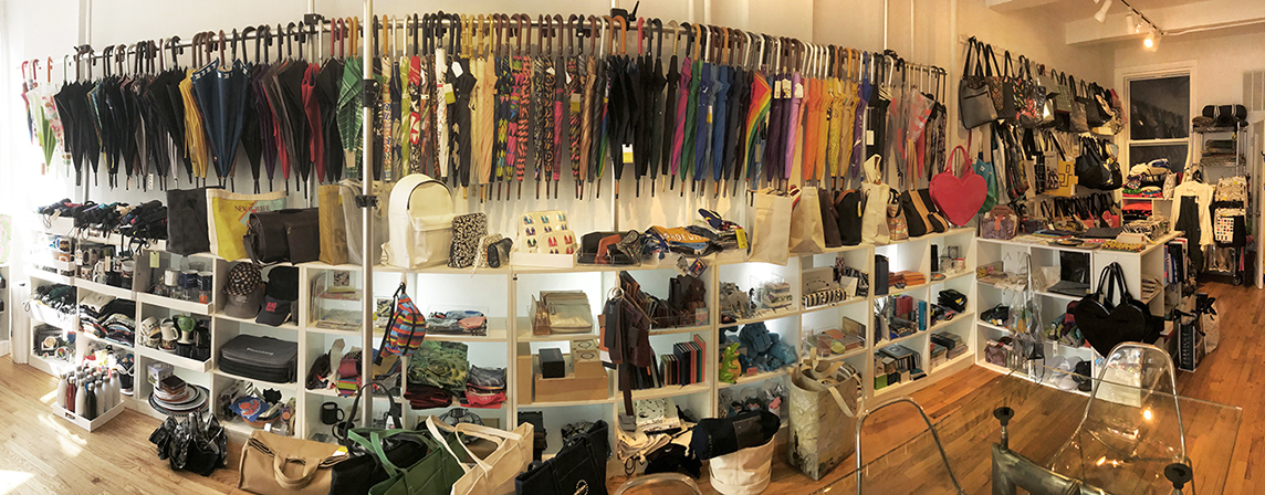 Showroom panorama photo