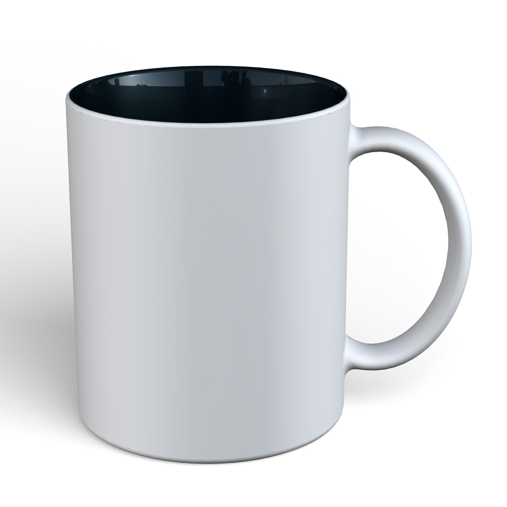 Matte Mug 11oz-White-Black-6