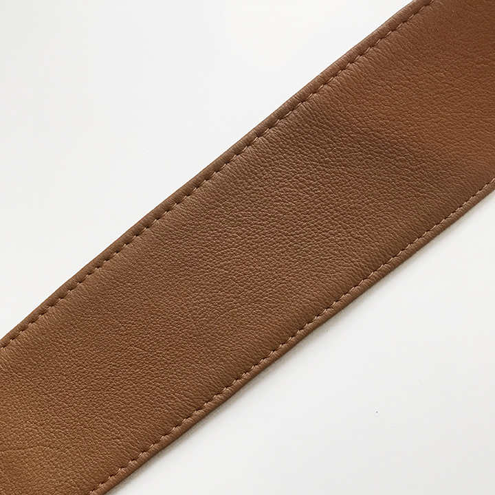 padded leather straps