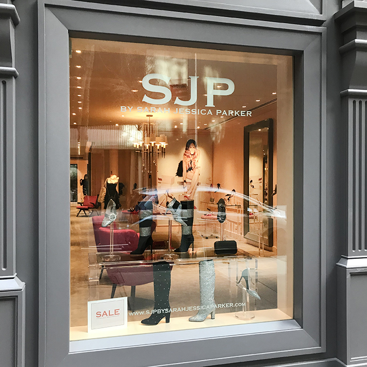 SJP windows New York City